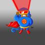 Super Monkey fanart by JillisHull