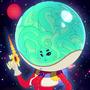 Space Tentacles by Rikert