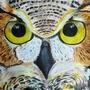 The eyes of wisdom by HlihorAlecsandra