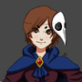 Plague Doctor Girl by TrisketTheBisket