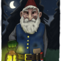 Fjård the Gnome by FaveyOfficial