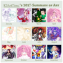 K3ArtTime 2015 Summary Of Art by K3MaMi