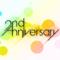 Noisysundae wallpaper - 2nd anniversary