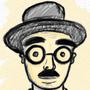 Fernando Pessoa by GabeMalk