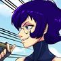 Elika and Lindsay (anime) by Shadowblackfox