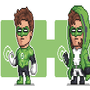 GL Hal Jordan by ionrayner
