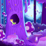 Mystical Forest by eagletoons