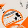 BB-8 Pattern by PersonaYami