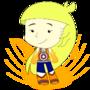 I Am Mighty! (Chibi) by Midgesaurus