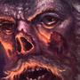 Zombie Santa by ArtDeepMind