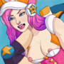 Arcade Miss Fortune and Riven by yachichan