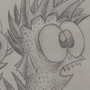 Daymare #1: Lenny the Lizard Boy by CourageousCosmic