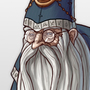Really Old Wizard by Rocktopus64