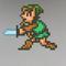 Link from Zelda II