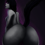 Butts by jago1996