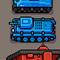 pixel war vehicles