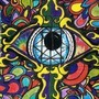 Psychedelic Eyeball by ArtByEyeBall