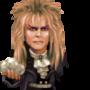 David Bowie, the Goblin King