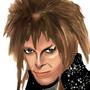 David Bowie by GrimKage7