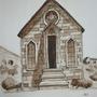 Abandoned Church Study by AlexBeefgnaw
