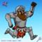 King Arthur, from Ghouls n' Ghosts, BeginnerNewResolution COTM DwJazza