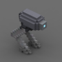 Lil' Voxel Bot by StormHughes