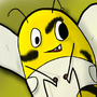 Hideous firstborn honeybee by MrFlowArt