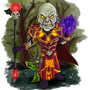 Warlock from World of Warcraft by Dukson