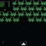 High res space invaders. (Kind of) by QuiteANerd