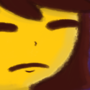 Frisk from ze Undertale by Ombey