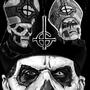 Papa Emeritus II from Ghost