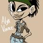 Alyx Vance by HotDiggedyDemon