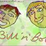 Bill 'n' Bob by Rebbay