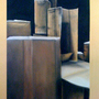 Brown Boxes by Omegaro
