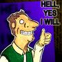 Hell yes I will by Roboface3001