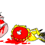 Kirby's Revenge by MrCreeep