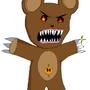 Teddy goes berserk by brojep-92