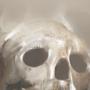 Skull Practice by Zakuga