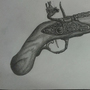 Flintlock Pistol by Crusade010