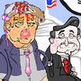 Trump/Cruz 2020 by captain-atrophy