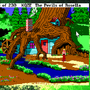 King's Quest IV Treehouse by Sanoan
