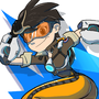 OverWatch: Tracer by Ztoons