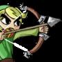 404 -Legend of Zelda Fan art- by Zolen