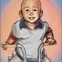 Me as a child by jhonatan520