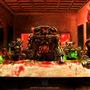 Doom's last supper