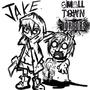 Jake-small town horrors by RUFFLZ