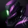 Purple Mech by luqzzee