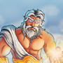 The Mighty Zeus by FourTreeOne