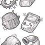 Items by matt-likes-swords