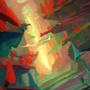 Color experiment by BaukjeSpirit
